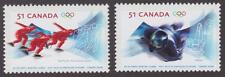 CANADA 2006 #2144a XX Olympic Winter Games (set of 2) - MNH