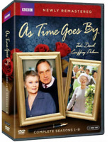 As Time Goes By Complete Series Remastered Seasons 1-9 (DVD,11-Disc Box Set) NEW