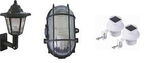 Security Wall Light LED Motion Sensor Security Floodlight Bulk Head