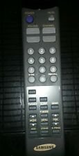 SAMSUNG REMOTE CONTROL: TM-34 7643-172-7  TM-36 7643-172-5 works!!!!!!