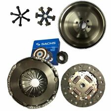 SACHS CLUTCH KIT, FLYWHEEL AND BOLTS FOR A VW CADDY ESTATE 1.9 TDI