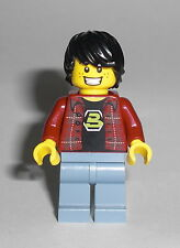 LEGO The Movie - Blacktron Fan - Figur Minifig Classic Space Black Tron 70813