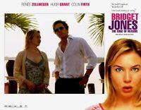 Kino # US-Lobby-Cards # Bridget Jones: The Edge of Reason # 2004 # neu # 8 Fotos