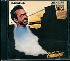 Bob James - The Genie CD Japan 35DP 71 black/silver label