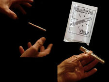 Magic Tricks 'WONDER BAR' Floating Silver Bar Close-Up Trick !