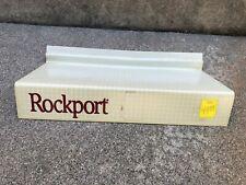 ROCKPORT RARE VINTAGE 80s 90s Shoe Shelf Shelves Display for Slat Walls