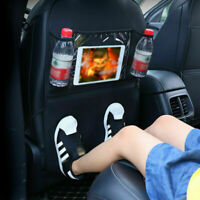 Car Seat Back Storage Bag Organizer iPad iPhone Holder Multi-Pocket Hanging New