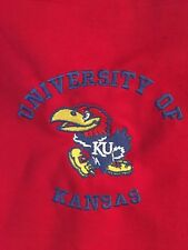 Free personalizing! NEW machine embroidered tote Kansas Jayhawks