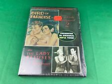 Bird of Paradise / The Lady Refuses (1931-32 movies) (Roan Group DVD, 1999)