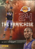 2009-10 Panini The Franchise Los Angeles Lakers Basketball Card #13 Kobe Bryant