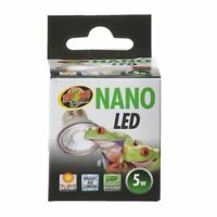 Zoo Med Labs 5W Nano Led Lamp