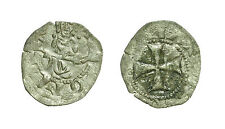 pci2586) Roma - Senato Romano - Picciolo Croce patente, Roma a mezza figura R !