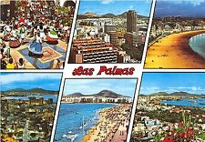 BG6152 las palmas gran canaria vistas de la ciudad  spain