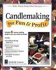 Candlemaking For Fun And Profit Paperback Michelle Espino