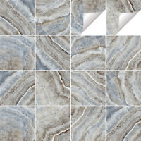 Tile Stickers Transfers Marble Kitchen Bathroom Various Sizes & Custom Size - M9