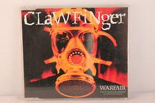 Clawfinger – Warfair (1994 UK 4-track CD Maxi-Single)