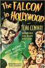 The Falcon In Hollywood - 1944 - Movie Poster