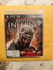 Dantes Inferno Divine Edition PS3 Playstation