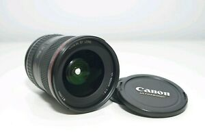 Canon 17-40mm f/4 EF USM L Ultra wide Zoom