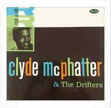 "CLYDE McPHATTER -LP- ""ROCK & ROLL"" ♪♪HEAR♪♪ Fantastic R&B Vocalist 50s tracks"