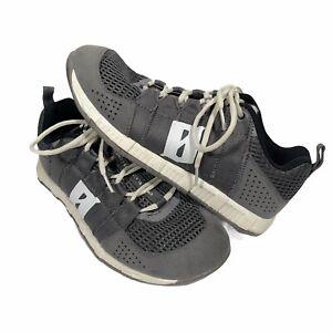 VIKTOS Mens US 10 PTXF Core Shoe Greyman Lace Up Round Toe Tactical Footwear 👟