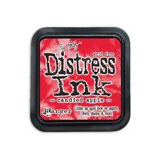 Tim Holtz Mini Distress Ink Pad CANDIED APPLE  Red