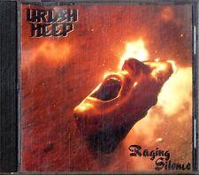 URIAH HEEP Raging Silence CD Ottime Condizioni