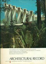 Architectural Record. May 1977. No 5