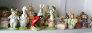 Vintage Royal Albert Beatrix Potter Figures BS6 All VGC You Choose Ur Favourite