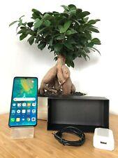 Huawei Mate 20 HMA-L29 - 128 GB - Black (Unlocked) - Hybrid SIM, 6GB RAM. As New