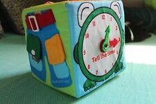 Cube d'éveil 15 x 15 x 15 cm