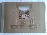 Zigarettenbilderalbum Deutsche Kolonien, 1936 komplett