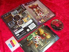 METROID PRIME Nintendo GameCube Retro Studios Miyamoto 2002 Game Cube GC PAL/GER