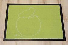 Alfombrilla Estera de Puerta grimmliis grd-902l Cuentos Diseño 50x70 cm VERDE