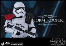 STAR WARS VII~FIRST ORDER~STORMTROOPER OFFICER~SIXTH SCALE FIGURE~HOT TOYS~MIB