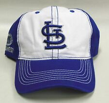 ST LOUIS CARDINALS SAINT LOUIS UNIVERSITY SLU HAT ADJUSTABLE 5000387