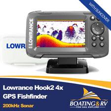 Lowrance HOOK² 4x GPS Bullet Fishfinder - 000-14014-001