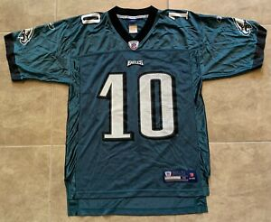Reebok Philadelphia Eagles Desean Jackson #10 Adult NFL Green Jersey M Medium