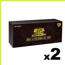 Duel Monsters Konami YuGiOh ogu 20th Anniversaire Ensemble F/s