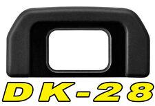EYECUP NIKON DK-28 OCULARE FOTOCAMERA D7500 EYEPIECE COPRI MIRINO VIEWFINDER DK