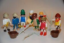 Playmobil 3293 h) grupo medieval ritter knights