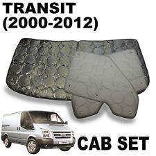 Transit silver cab screens  (previous model 2000 – 2012)