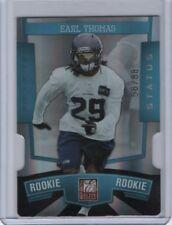 2010 Donruss Elite Rookie Status #191 Earl Thomas RC 56/88