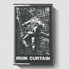 Iron Curtain IC-1 Cassette LTD Baudelaires December 1981 The Condos Minimal Wave