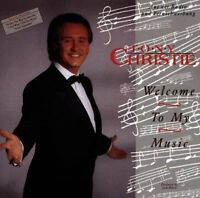 Tony Christie Welcome to my music (1991) [CD]