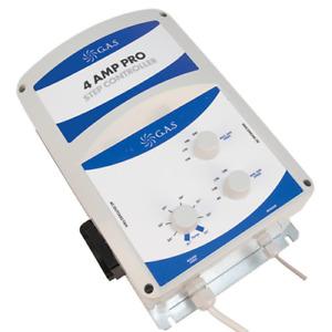 G.A.S 4 Amp Pro Step Controller ***SALE***