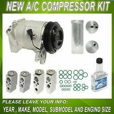 NEW A/C COMPRESSOR KIT (1yw) FITS 04-09 NISSAN QUEST with 3.5L