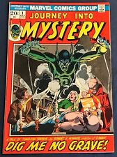 Journey Into Mystery #1 Oct 1972