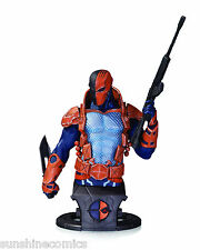 Deathstroke Bust DC Comics Super-Villains DC Collectibles NEW SEALED