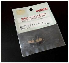 FREE SHIPPING Vintage Kyosho Plazma MkII Mk3 1//12 RC Car Top Deck EF107